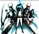 Black★Rock Shooter (Developments)