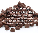Asnow89/National Chocolate Chip Day Celebration