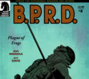 B.P.R.D.: Plague of Frogs Vol 1 5