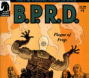 B.P.R.D.: Plague of Frogs Vol 1 1