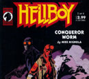 Hellboy: Conqueror Worm Vol 1 1