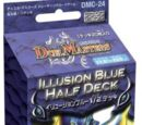 DMC-24 Illusion Blue Half Deck
