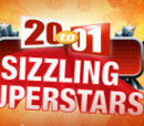 20 to 1: Sizzling Superstars