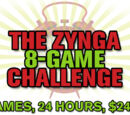 The Zynga 8-Game Challenge