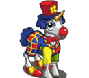 Clown Unicorn Foal