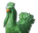 Green Chocobo (Final Fantasy XIII-2)