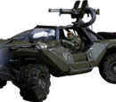 M12 Force Application Vehicle