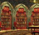 Cast-a-Spell training room