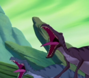 Sharpteeth (The Invasion of the Tinysauruses)