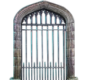 Mausoleum Gate
