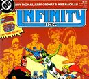 Infinity Inc./Covers