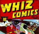 Whiz Comics Vol 1 3B