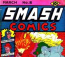 Smash Comics Vol 1 8