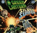 Green Lantern Silver Surfer: Unholy Alliances Vol 1 1