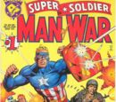 Super-Soldier: Man of War Vol 1 1