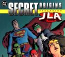 Secret Origins Featuring the JLA Vol 1 1