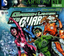 Green Lantern: New Guardians Vol 1 13