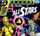 Young All-Stars Annual Vol 1 1