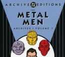 Metal Men Archives Vol 1 1