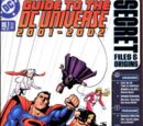 Guide to the DC Universe Secret Files and Origins Vol 1 2001-2002