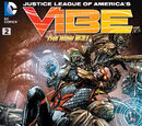 Justice League of America's Vibe Vol 1 2