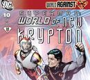 Superman: World of New Krypton Vol 1 10