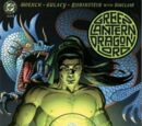 Green Lantern: Dragon Lord/Covers