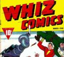 Whiz Comics Vol 1 3A