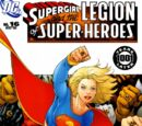 Supergirl and the Legion of Super-Heroes/Covers