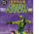 Green Arrow/Covers