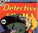 Detective Comics Vol 1 58