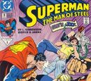 Superman: Man of Steel Vol 1 8
