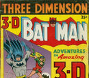 3-D Batman Vol 1 1