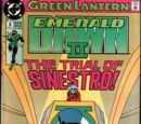 Green Lantern: Emerald Dawn II Vol 1 6