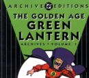 Golden Age Green Lantern Archives Vol 1 1