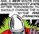 Cannoneer (Earth-One)