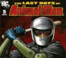 Last Days of Animal Man Vol 1 5