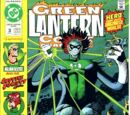 Green Lantern Corps Quarterly Vol 1 3