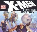 X-Men: Future History: Messiah War Sourcebook Vol 1 1