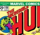 Incredible Hulk Vol 1 198