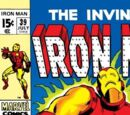 Iron Man Vol 1 39
