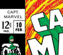 Captain Marvel Vol 1 10