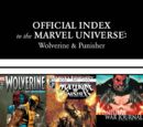 Wolverine, Punisher & Ghost Rider: Official Index to the Marvel Universe Vol 1 7