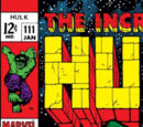 Incredible Hulk Vol 1 111
