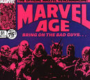 Marvel Age Vol 1 81