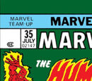 Marvel Team-Up Vol 1 35