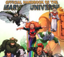 Official Handbook of the Marvel Universe A-Z Update Vol 1 4