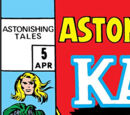 Astonishing Tales Vol 1 5