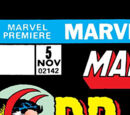 Marvel Premiere Vol 1 5