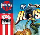 Fantastic Four: House of M Vol 1 1